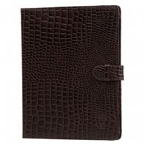 DBramante 1928 Real Crocodile Leather Folio  Case & Stand For  iPad  2 3 4